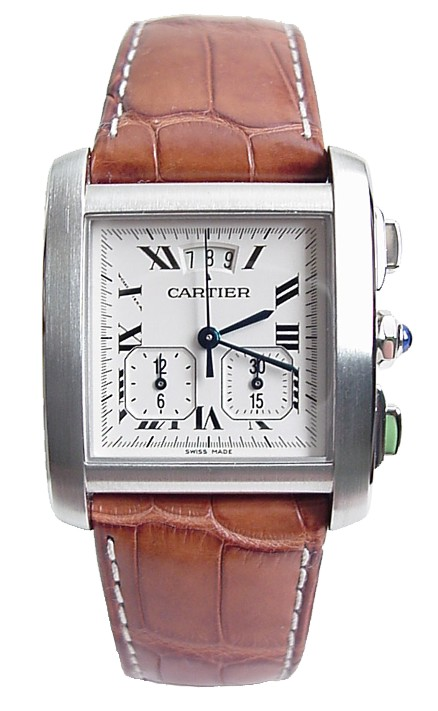 Cartier Tank Francaise Yearling